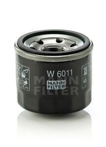 Oil Filter  MANN-FILTER  W6011