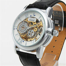 CJIABA Mechanical Automatic Self-winding Stainless Steel Men's Wrist Watch