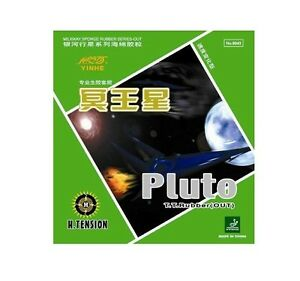 Yinhe(Galaxy) Pluto Table Tennis Rubbers ITTF approved from UK stock
