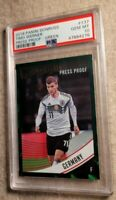 PSA 10 2018-19 Panini Donruss Press Proof Green Rookie Timo Werner RC💎💲💯