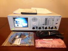 Agilent / Keysight U8903A 10 Hz to 100 kHz Digital/Analog Audio Analyzer - CAL'D