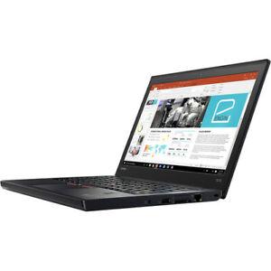 "Lenovo ThinkPad X270 i5 6300U 12.5"" 8GB RAM 240GB SSD W10P Laptop"