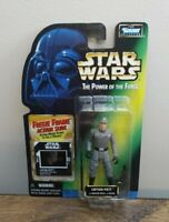 Star Wars 1997 POTF2 Freeze Frame Captain Piett MOC New Sealed
