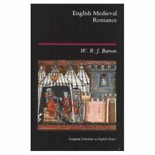 English Medieval Romance (Longman Literature in English)