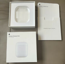 Apple Airpods Wireless Charging Case EMPTY BOX Only