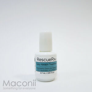 CND Rescue RXx Mini 3.7ml - Daily Keratin Treatment Nail Polish Restore Moisture