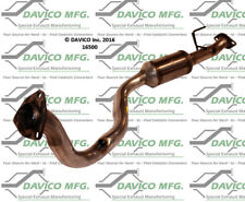 Catalytic Converter-Exact-Fit Right Davico Exc CA 16500