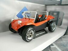 VW Volkswagen Buggy Dune Meyers Manx 1970 orange offen Solido Metall NEU 1:18