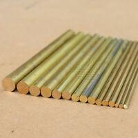 2mm to 8mm Brass Rod Bar DIY Watchmaker Lathe Processing PKG/15
