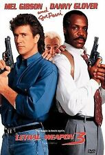 Lethal Weapon 3 (DVD New) Mel Gibson*Danny Glover*Rene Russo*Joe Pesci FSWS
