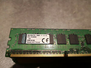 Lot 13 barrettes 8Go Ram Mémoire Kingston 8Go RAM KTH-PL316E/8G DIMM DDR3