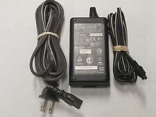 GENUINE OEM SONY AC-L25A, AC-L25B AC ADAPTER CHARGER WITH POWER CORD  B4.11