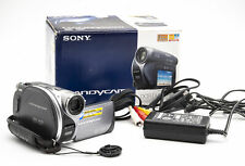 Sony Handycam DCR-DVD205E Videokamera Kamera Camera Camcorder DCR DVD 205