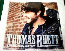 Thomas Rhett - It Goes Like This - VINYL LP - NEW & SEALED