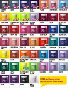 La Riche Directions Couleur de Cheveux (Dites-nous 6 couleurs que vous voulez!)
