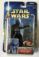 NEW Star Wars Darth Vader Bespin Duel The Empire Strikes Back #30 Hasbro 2002