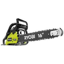 "RYOBI 16"" 37 CC CHAINSAW MODEL RY3716 EXCEPTIONAL VALUE GREAT PRODUCT"