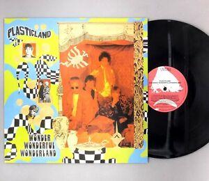 "Plasticland - Wonder Wonderful Wonderland - NEAR MINT 12"" Vinyl LP - 2063-1"