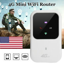 Unlocked 4G LTE Wifi Router Portable Hotspot SIM Card Slot Mobile Modem 150Mbps