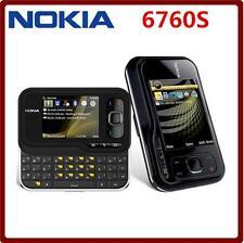 6760S Nokia 6760 slide phone 3G GSM WCDMA 3.2MP Camera Bluetooth MP4 Cell phone