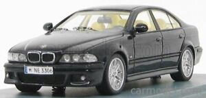 wonderful NEO-resin-modelcar BMW M5 (E39) 2002 -  black - scale 1/43 - lim.ed.