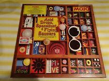 MOJO - ACID DROPS SPACEDUST & FLYING SAUCERS 4 CD Box Set,1960s UK Psychedelia