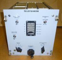 Telefunken LW Peilvorsatz VLF Adapter LW638