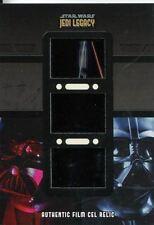 Star Wars Jedi Legacy Triple Film Cell TFR-8 Darth Vader
