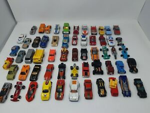 Lot of Vintage Hotwheels Matchbox Toy Cars