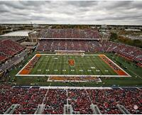 "Illinois Fighting Illini Unsigned Memorial Stadium 16"" x 20"" Photo - Fanatics"