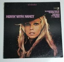 Nancy Sinatra Movin' With Nancy 1968 LP Reprise 6277