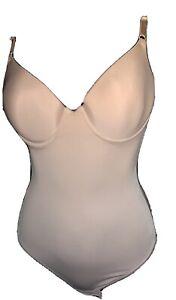 Maidenform Sweet Nothings Shapewear, Nude 36B