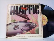 "TRAFFIC ""HEAVY TRAFFIC""  LP MINT RECORD NO BAR CODE"