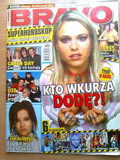 BRAVO 7/2006 DODA,Tokio Hotel,Green Day,Kurt Cobain,James Blunt,Tatu,US5