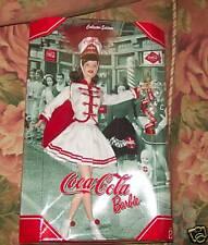 Coca-Cola Majorette Barbie MIB!