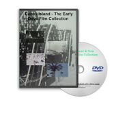 Coney Island NYC New York City Amusement Park Rides 1930s-60s DVD - A45