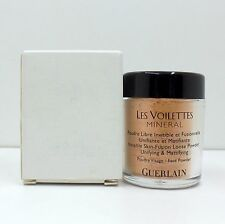 GUERLAIN LES VOILETTES MINERAL SKIN FUSION LOOSE POWDER 3G SHADE #13. NEW (T)