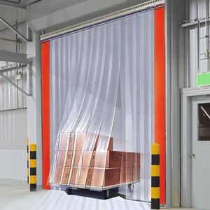Streifentor aus PVC für Kuhstall, Pferdestall, als Industrietor - Windschutz