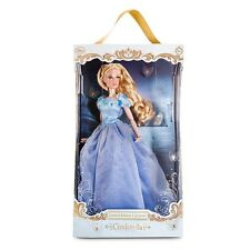 NEW DISNEY CINDERELLA LIMITED EDITION LIVE ACTION FILM COLLECTION DOLL SOLD OUT