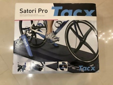 New Boxed Tacx Satori Pro Turbo Trainer with all accessories