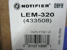 Notifier LEM-320