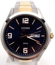 Citizen Men's BF2004-57L Silver Stainless-Steel Quartz Watch