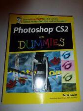 Photoshop CS2 For Dummies, Peter Bauer, 2005 PB,  B128