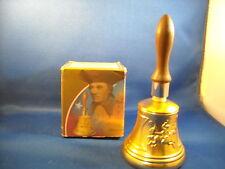 Avon Vintage Paul Revere Bell Decanter 1979