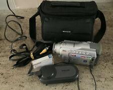 Cargador Ajuste SAMSUNG SC-D23 SCD-103 SC-D101 SC-D107 SC-D27 SC-D67 Videocámara nuevo!