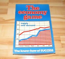 The Economy Game Supply And Demand Board Game 1975 Complete Vintage