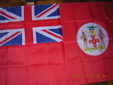 New British Empire Flag Pre 1962 British Colonial Jamaica Red Civil Ensign 3X5ft