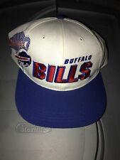 Vintage BUFFALO BILLS Sports Specialties NFL Laser Team 90s Snapback Hat