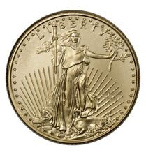 Random Year American Gold Eagle 1/10 oz $5 - BU