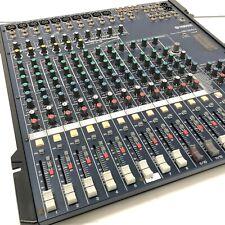 Yamaha MG166CX 16 Channel Mixing Desk / Analog Mixer w/ Power Supply [TGJ]
